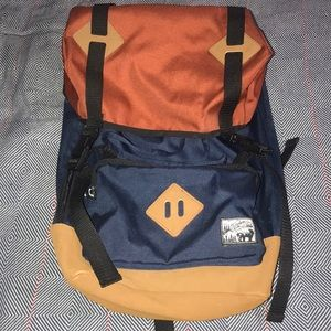 Great Condition Canvas Backpack